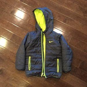 Like new Nike coat